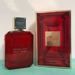 Brand new Micheal Kors sexy ruby 100ml
